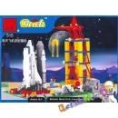 """Конст-р""(Brick)/ Старт Шаттла (аналог LEGO)"
